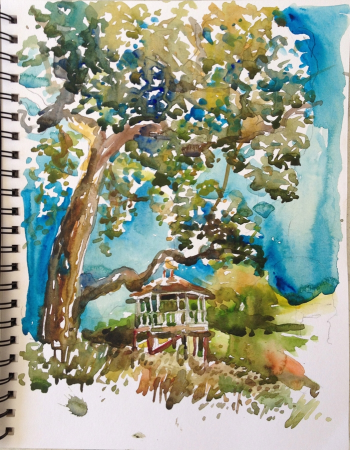 paso_robles_oak_trees-and-Lookout