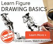 Figure Sketching online class