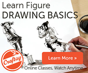 Figure Sketching online class
