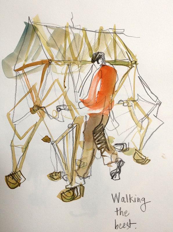 strandbeest-walking2