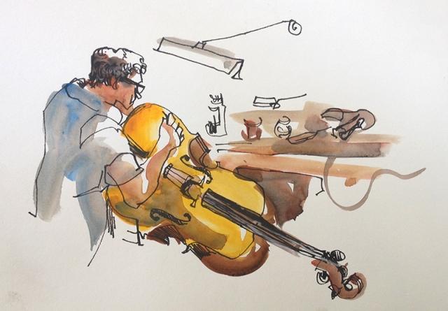artist_violin