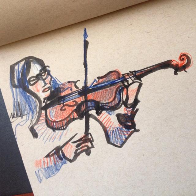 lisa_violin