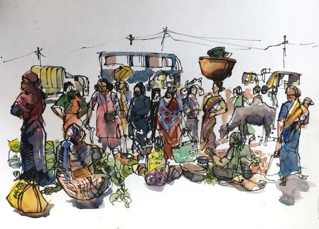 bijapur_market