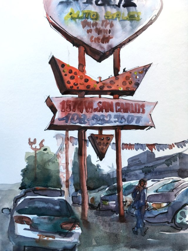 vintage_auto_sign